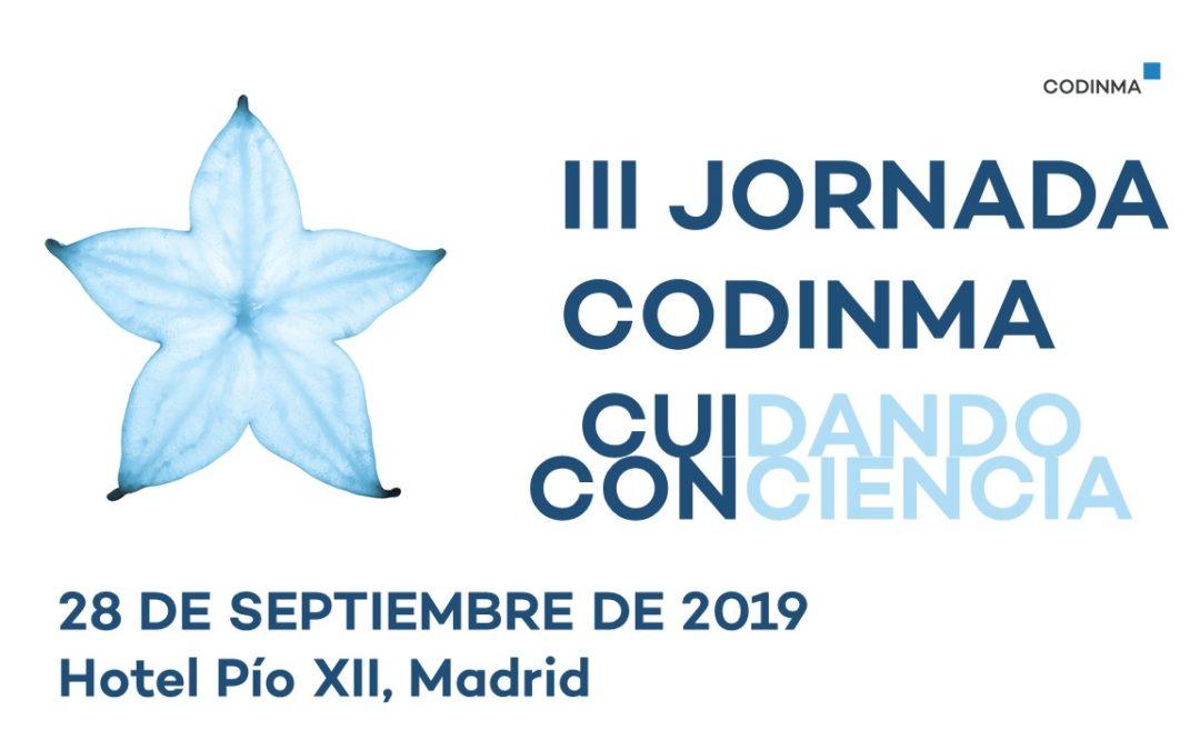 SAVE THE DATE! 28 de septiembre 2019 #IIIJCODINMA
