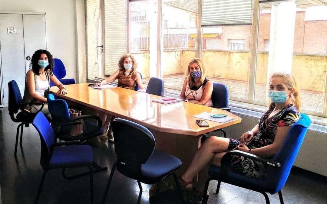 Reunión con la Subdirección General de Autorización y Acreditación de Centros, Servicios y Establecimientos Sanitarios
